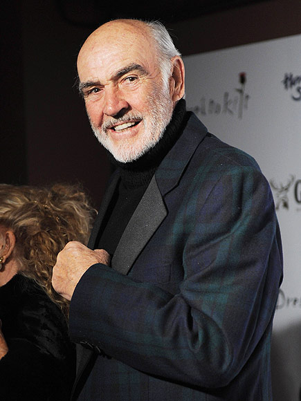 Sean Connery Turns 85:...