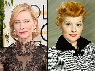 Cate Blanchett to Play Lucille Ball in Aaron Sorkin-Penned Biopic