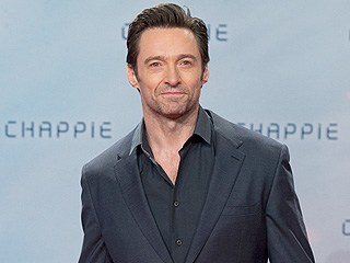Pan's Blackbeard, Hugh Jackman, Says Son Jokingly Calls Him 'Black-and-White Beard'