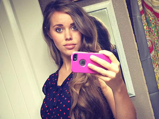 Jessa (Duggar) Seewald Shares Baby Bump Pic: '31 Weeks and 4 Days!'
