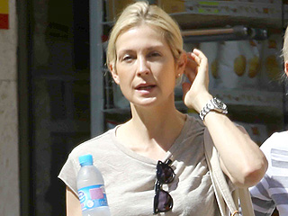 Kelly Rutherford Arrives in Monaco to Fight for Custody: 'Everything Will Work Out'