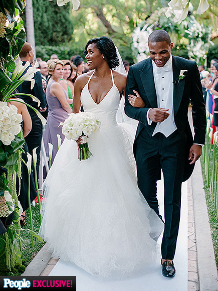 NBA Player Russell Westbrook and  Nina Earl Are Married
