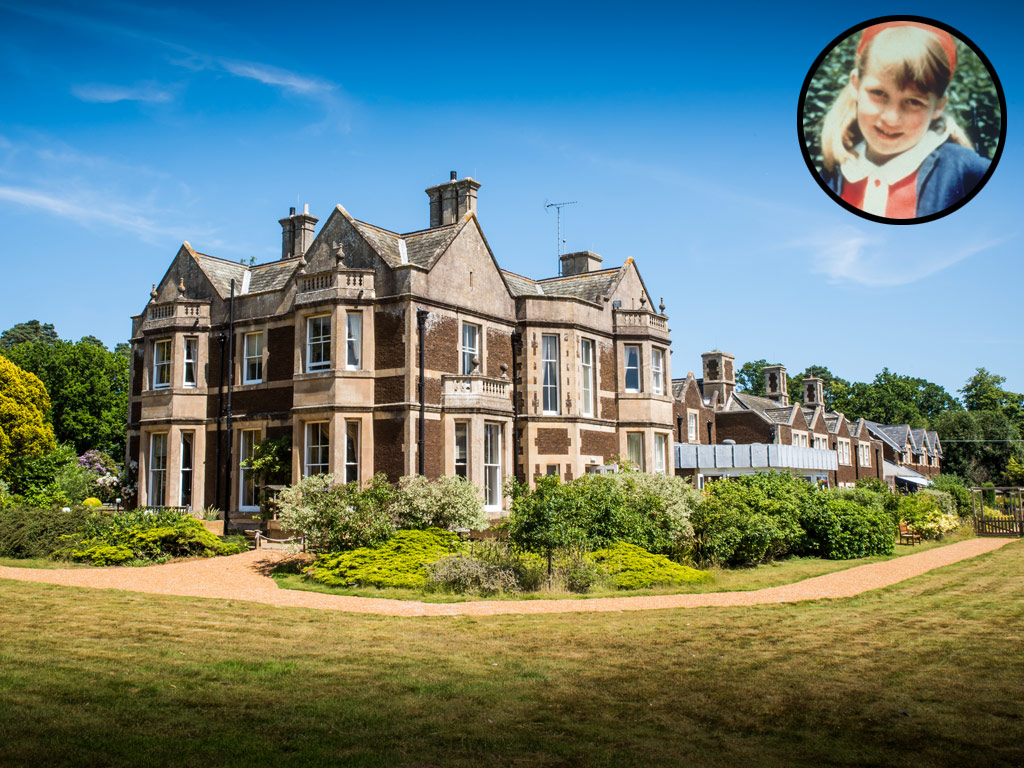Princess Diana 39 S Childhood Home Is Now A Hotel For