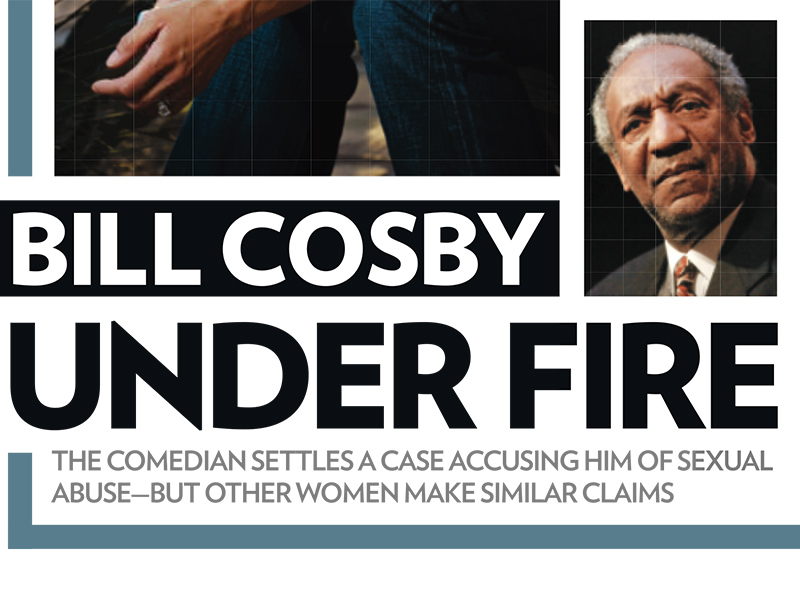 Bill Cosby Under Fire: PEOPLE's Original Story About Sex Abuse Claims