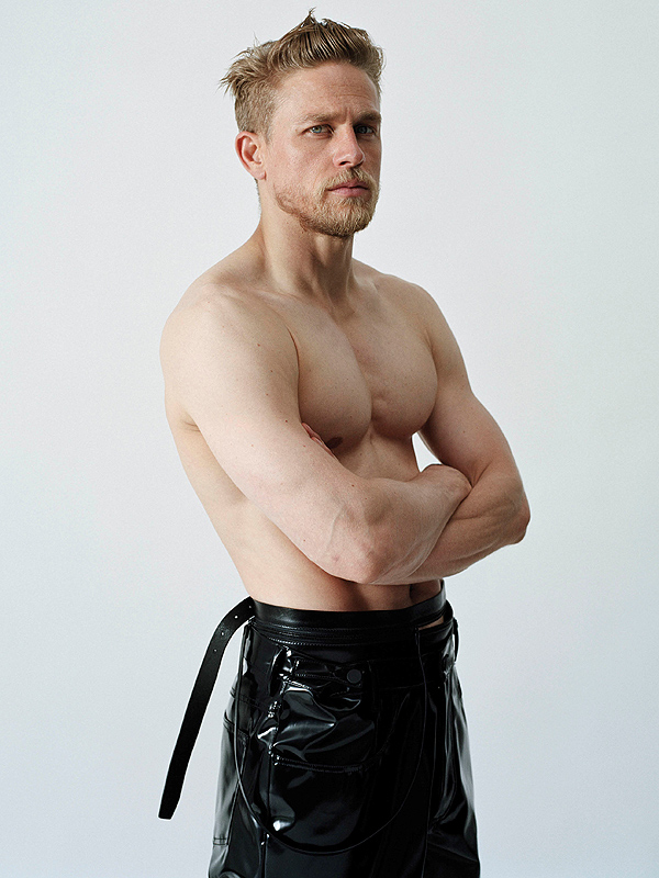 Charlie Hunnam Talks Fifty Shades of Grey Role, Reveals Why He Backed Out