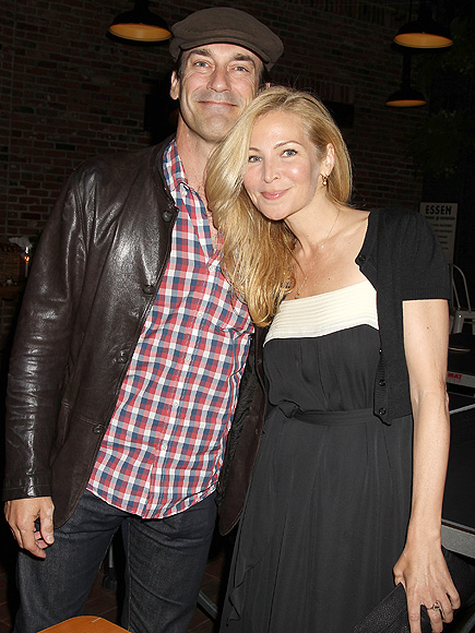 Jon Hamm, Jennifer Westfeldt Break Up After 18 Years