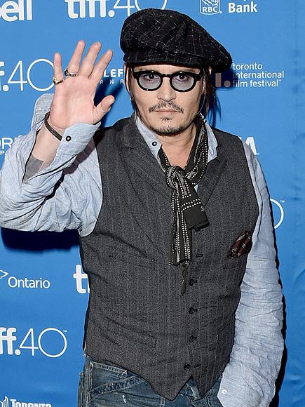 Johnny Depp Admits He Wasn't Always Nice to Leonardo DiCaprio