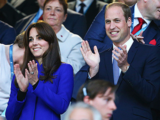 'Energized' Prince William and Princess Kate to Step Out Saturday to Fight Mental Health Stigma