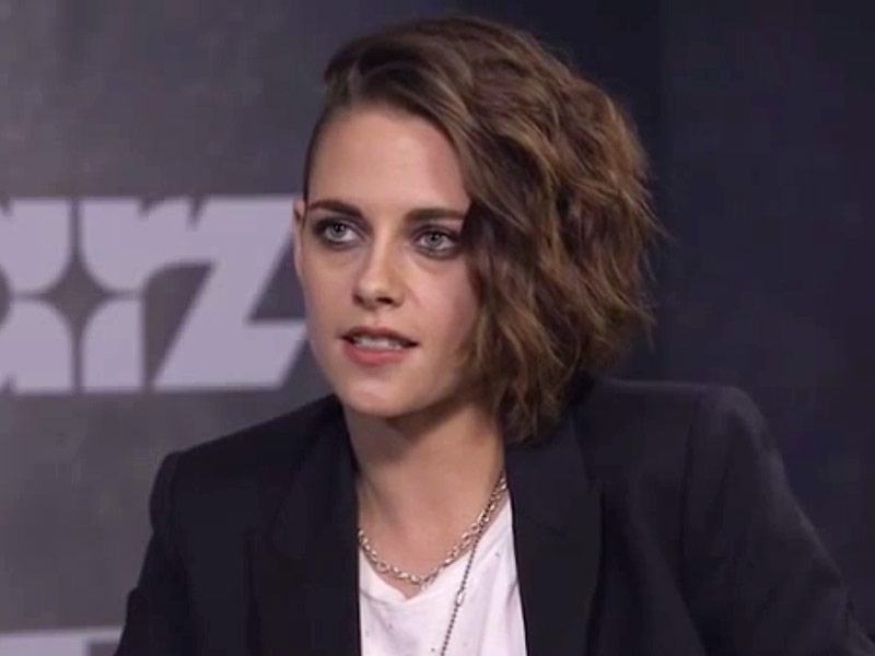 Kristen Stewart Can't Wait to Direct a Film