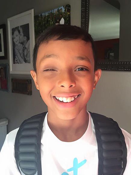 Fetty Wap Inspires Boy, 10, to Remove His Prosthetic Eye – and Gives Him a Shout-Out for Bravery