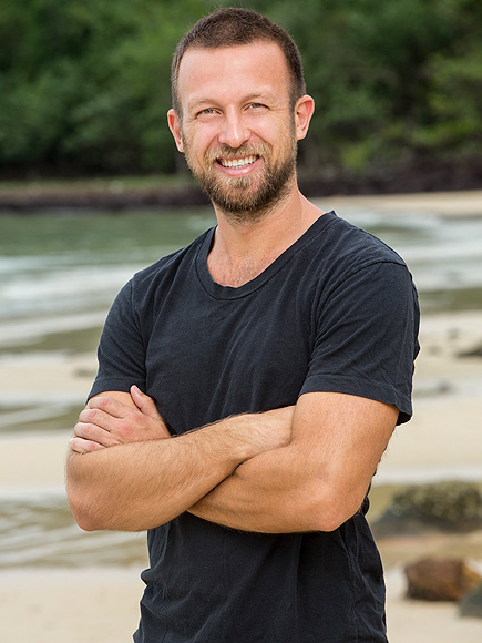 Survivor s vytas baskauskas being voted off first was really really