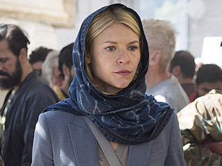 Claire Danes Reveals the Homeland Spoiler the Cast Has Been Cracking Jokes About