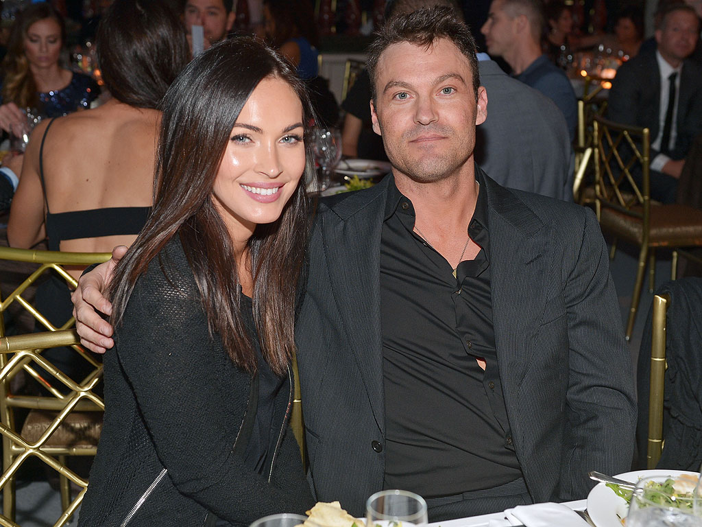 Brian Austin Green Responds to Megan Fox Divorce Filing