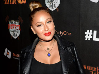 Adrienne Bailon is 'at Peace' After Ending Engagement