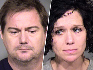 Married Teacher and Wife Charged with Crimes After Husband's Alleged Affair with Student