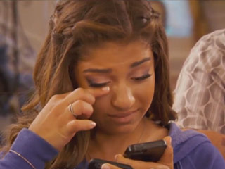 VIDEO: Teresa Giudice's Daughter Gia Cries While Calling Her Mom in Prison