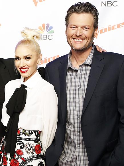 Meet Blake Shelton s Girlfriend Gwen Stefani Pictures