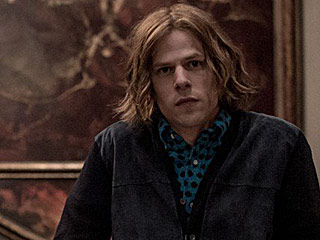 FROM EW ... and Fortune: Magazine 'Interview' Introduces Batman v Superman's Lex Luthor Jr.