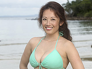 Survivor's Peih Gee Law: My Feud with Abi Maria Was 'One-Sided'