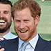 Prince Harry Gets a Surprise Gift (Hint: Think Rugby)