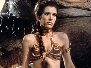 Princess Leia's Star Wars 'Slave Bikini' Sells For $96,000 at Auction