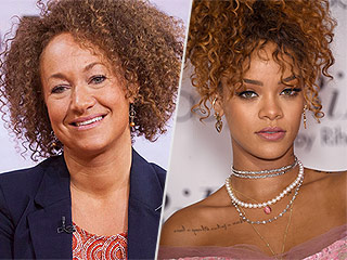 Rihanna Defends Rachel Dolezal for Identifying as Black: 'I Think She Was a Bit of a Hero'