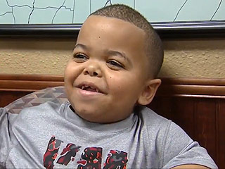 Terminally Ill Florida Boy Gets Surprise of a Lifetime with Police-Staged Zombie Battle