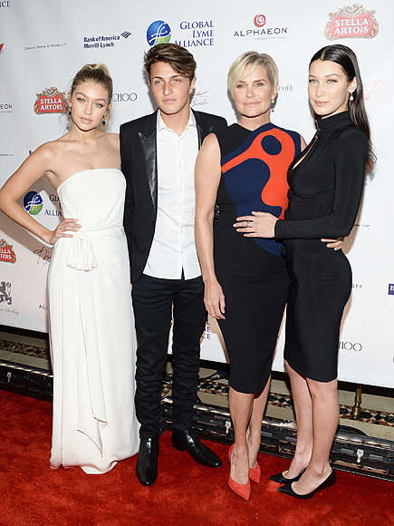 Yolanda Foster Reveals Daughter Bella and Son Anwar Have Battled Lyme Disease