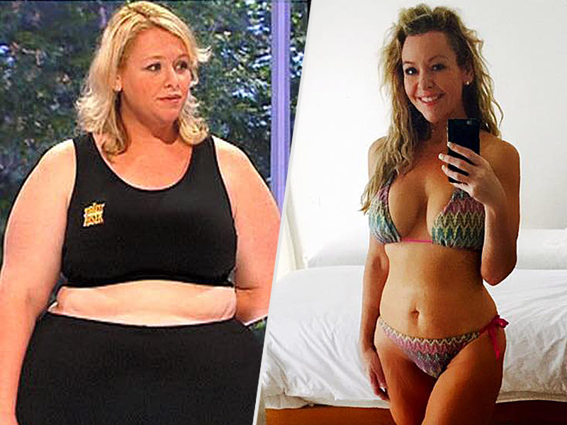 The Biggest Loser's Alison Braun Shares Dramatic Weight ...