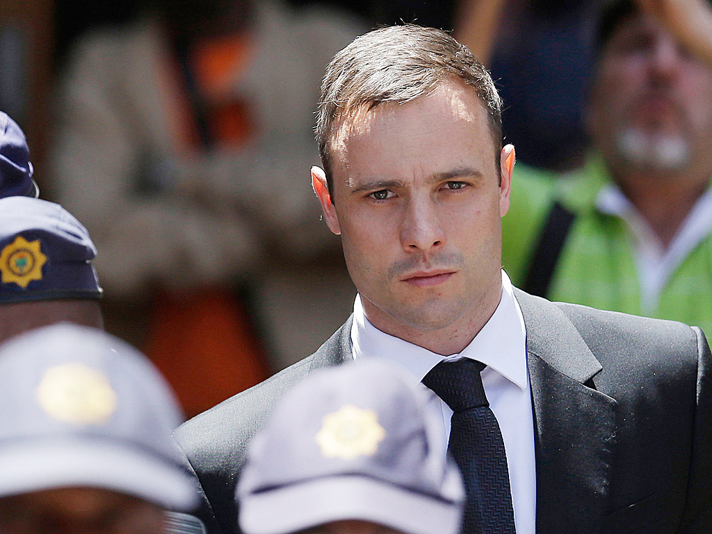 Oscar Pistorius News