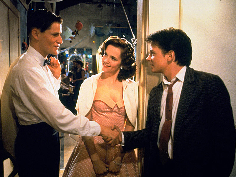 Thirty years after back to the future lea thompson still has the prom