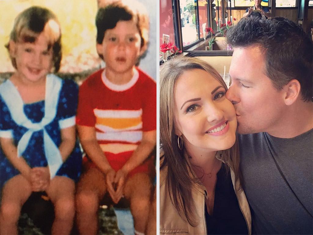 Pre-K Sweethearts Meet Again Three Decades Later