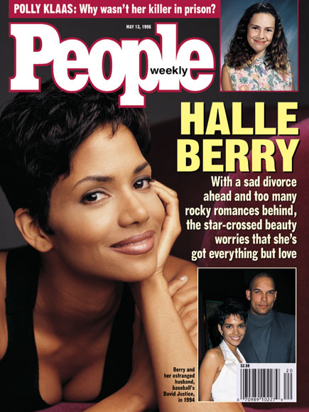 hurts so bad halle berry 39 s 1996 people interview. Black Bedroom Furniture Sets. Home Design Ideas