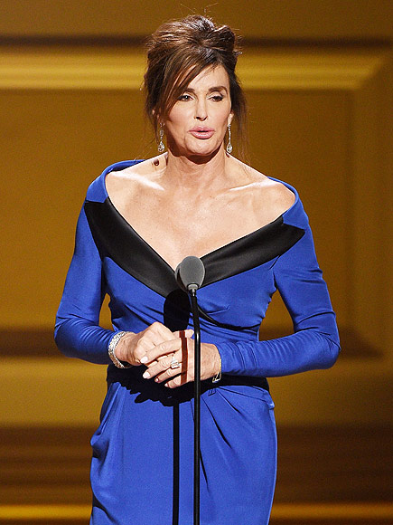 Caitlyn Jenner Glamour Women of the Year Acceptance Speech