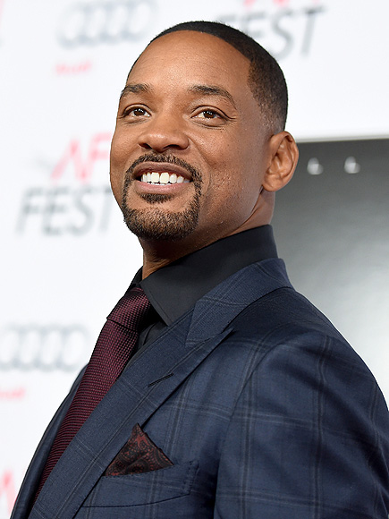 Will Smith Says He Was 'Joking' About Running for President : People ... Will Smith