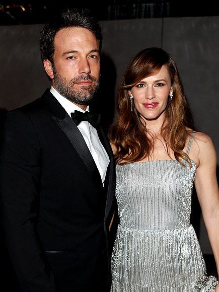 Jennifer Garner and Ben Affleck Reunite For Son's Birthday ...