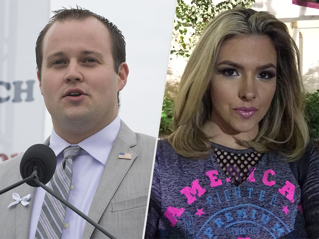 Josh Duggar Sued by Porn Star Danica Dillon for Assault, Battery