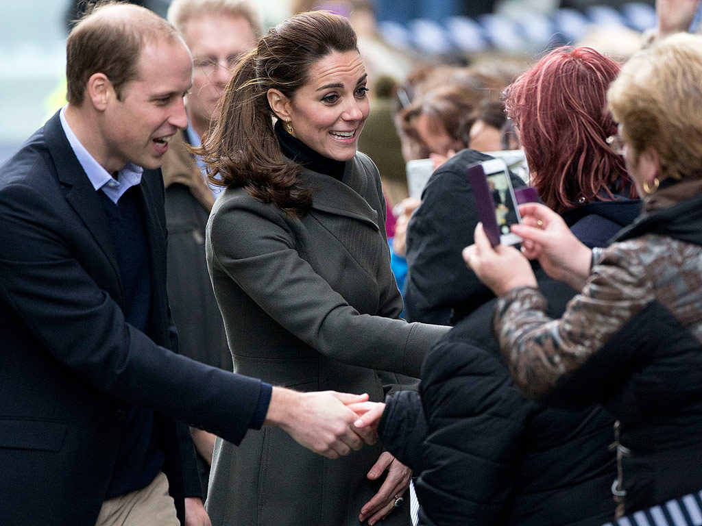 Prince William And Kate Return To Their First Married Home