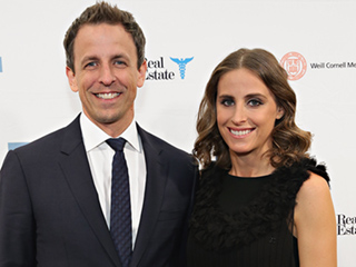 Meet Ashe Olson! Seth Meyers Introduces Newborn Son: I'm a 'Nurturer By Nature'