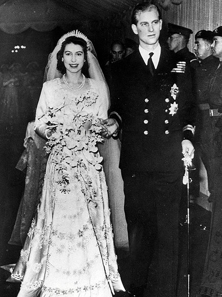 Remembering Queen Elizabeth and Prince Philip's Wedding Day
