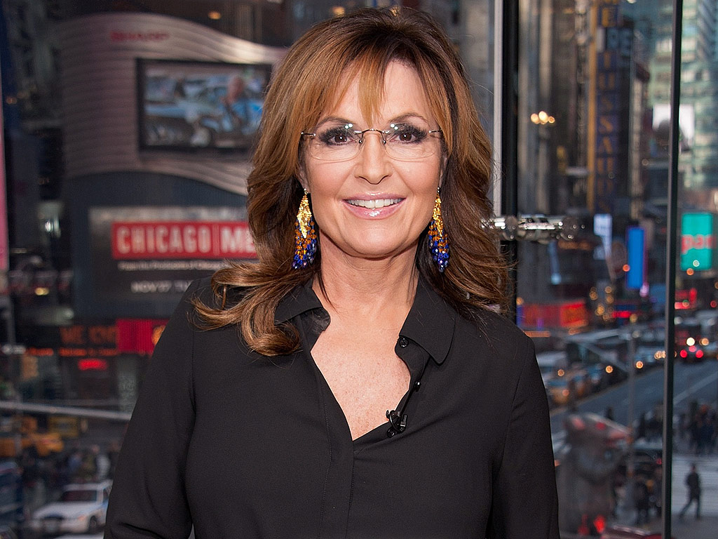 Sarah Palin Signs Deal to Be TV Judge on New Courtroom Show