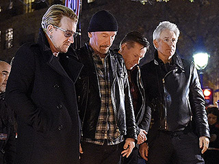 Determined Bono Says Nothing Will Stop U2 From Performing in Paris