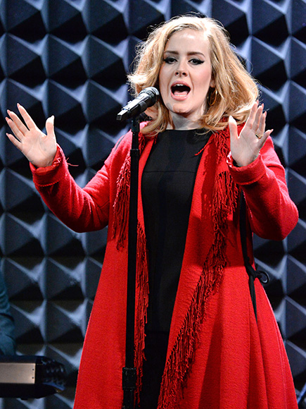 Adele Shatters U.S. and Canadian Sales Records With 25