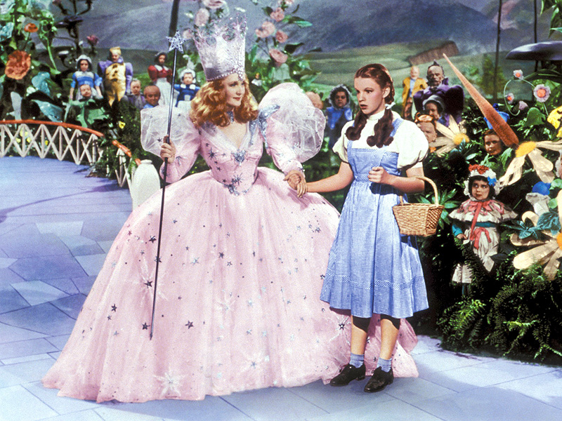 Dorothy Dress Wizard Of Oz