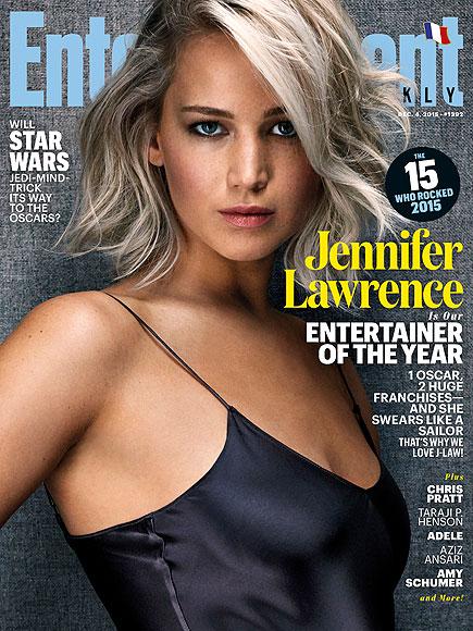Jennifer Lawrence on Finding True Friends in Hollywood