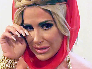 Kim Zolciak Breaks Down in Tears Off-Camera After Making Her Return to DWTS Post-Stroke