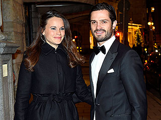 Prince Carl Philip and Princess Sofia Practice for Parenthood by Babysitting Nieces and Nephew