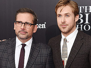 Steve Carell Calls Ryan Gosling's '80s Look in The Big Short a 'Creep Show'
