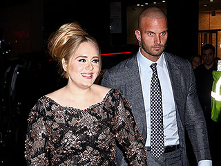 Sexiest Bodyguard Alive: Meet Adele's New Steamy Security