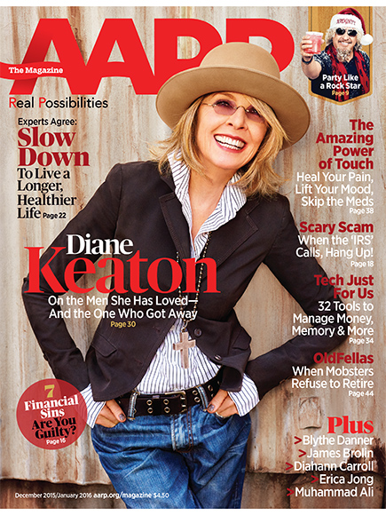Diane Keaton Opens Up About Her Mentor Woody Allen: 'He Gave Me Everything'